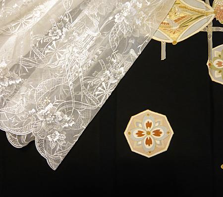 yumi katsuraドレスと和服のイメージ